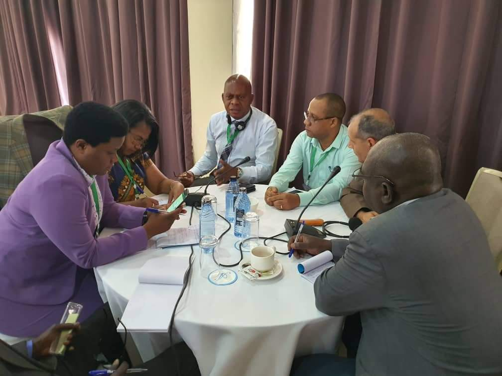 CAPACITY BUILDING OF 20 MEMBER STATES ON ISPMS